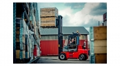 Forklift Safety: Industrial Counterbalance Lift Trucks Streaming Video on Demand English/Spanish