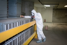 Asbestos Maintenance (Student Video Course) Spanish