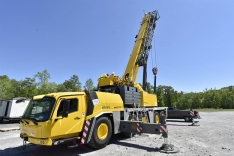 Cranes: Mobile Crane Safe Operations (student video course) English Interactive Training