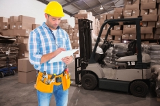 Forklift Safety: Basics & Best Practices (Student Video Course) English