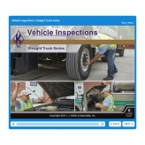 Vehicle Inspections: Straight Truck Series - Online Training Course