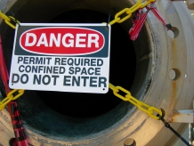 Confined Space Entry (Construction) Online Training