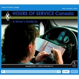 Hours of Service Canada – Online Training Course