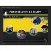 Personal Safety & Security for CMV Drivers - Online Training Course