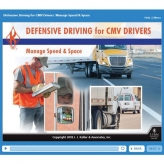 Defensive Driving for CMV Drivers: Manage Speed & Space - Online Training Course