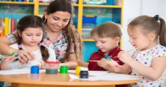 Child Care Safety Basics - Facility Providers Streaming Video Online